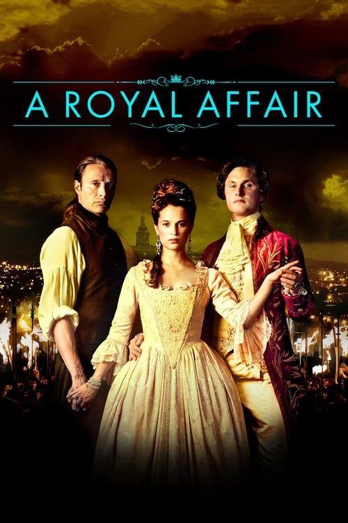 Key visual of A Royal Affair