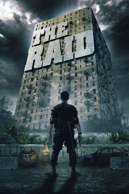 Key visual ofThe Raid