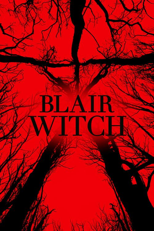 Key visual of Blair Witch