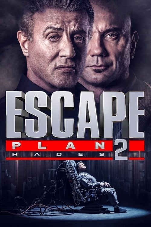 Key visual ofEscape Plan 2: Hades