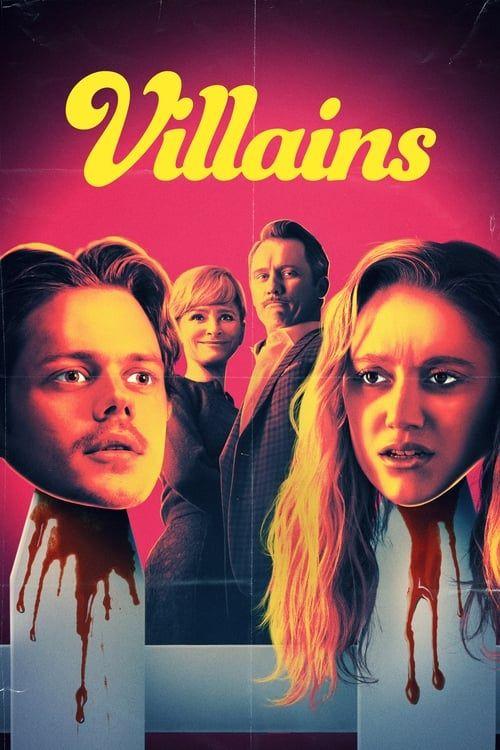 Key visual of Villains