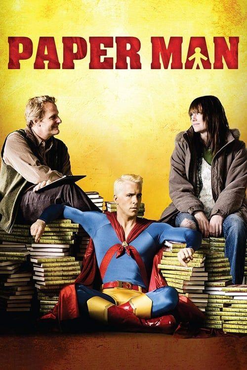 Key visual of Paper Man