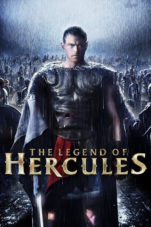 Key visual ofThe Legend of Hercules