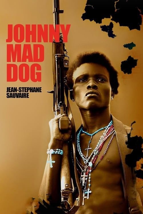 Key visual of Johnny Mad Dog