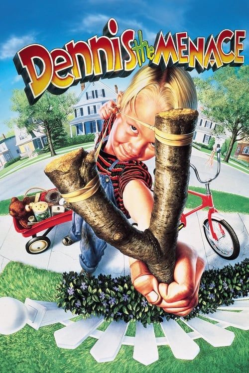 Key visual of Dennis the Menace