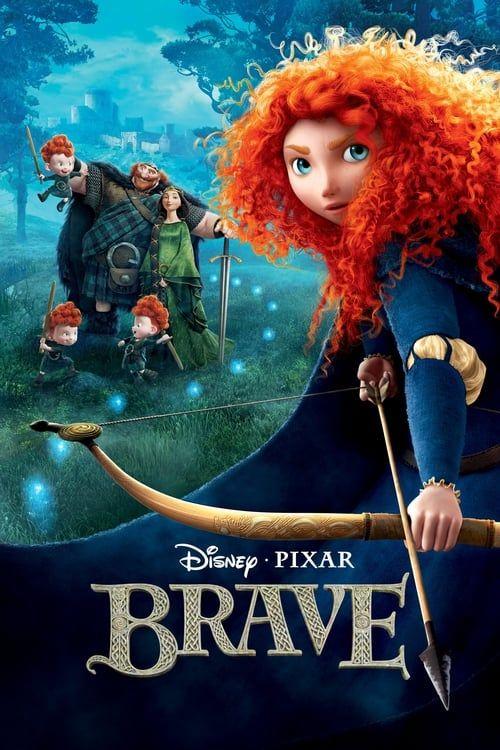 Key visual of Brave
