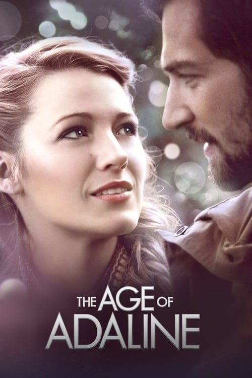 Key visual of The Age of Adaline