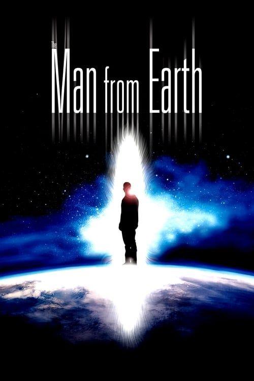 Key visual ofThe Man from Earth