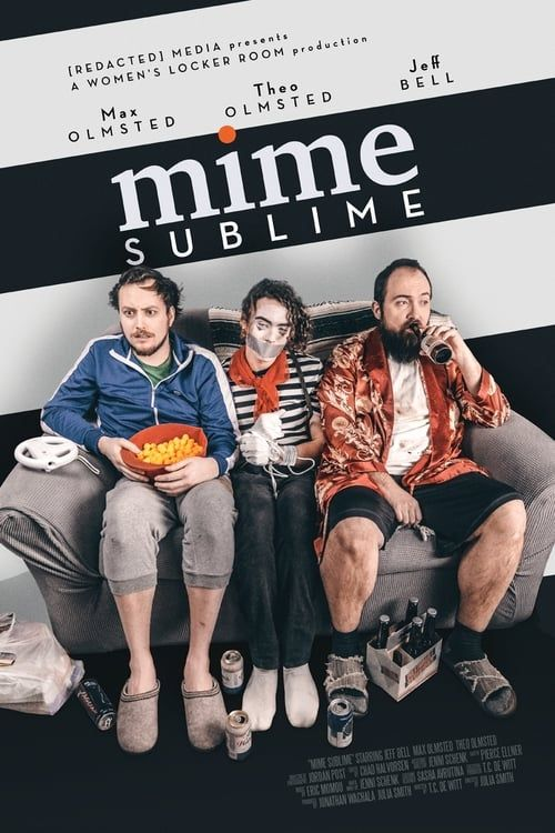 Key visual ofMime Sublime