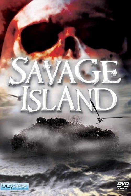 Key visual of Savage Island