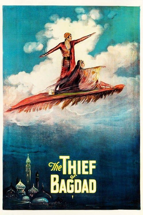 Key visual of The Thief of Bagdad