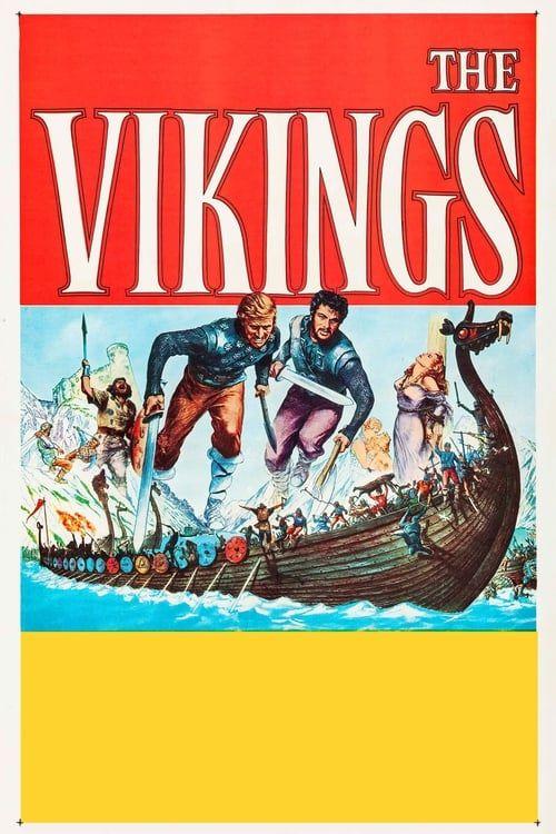 Key visual ofThe Vikings