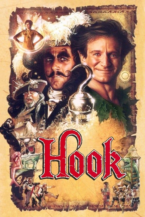 Key visual of Hook