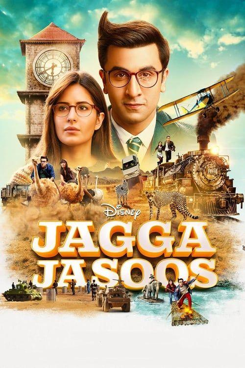 Key visual ofJagga Jasoos