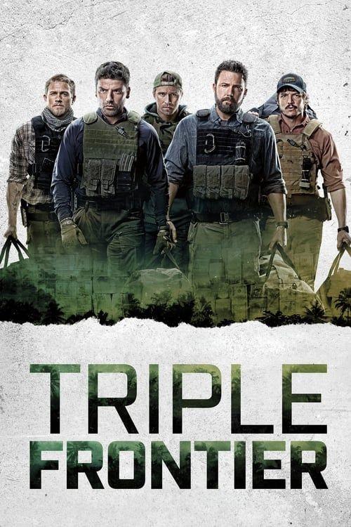Key visual of Triple Frontier