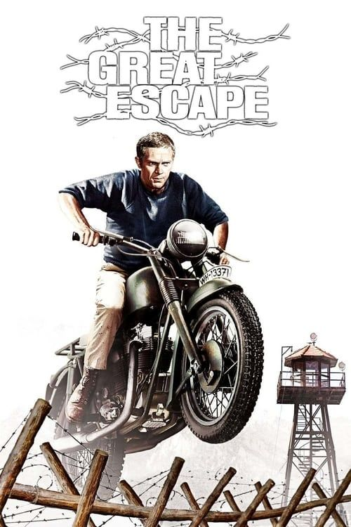 Key visual of The Great Escape