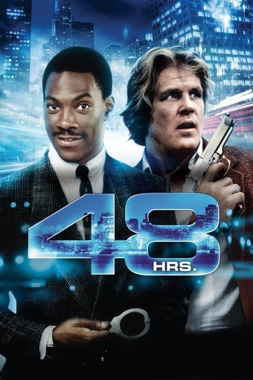 Key visual of 48 Hrs.
