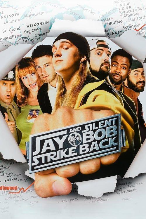 Key visual of Jay and Silent Bob Strike Back
