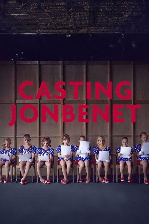 Key visual of Casting JonBenet