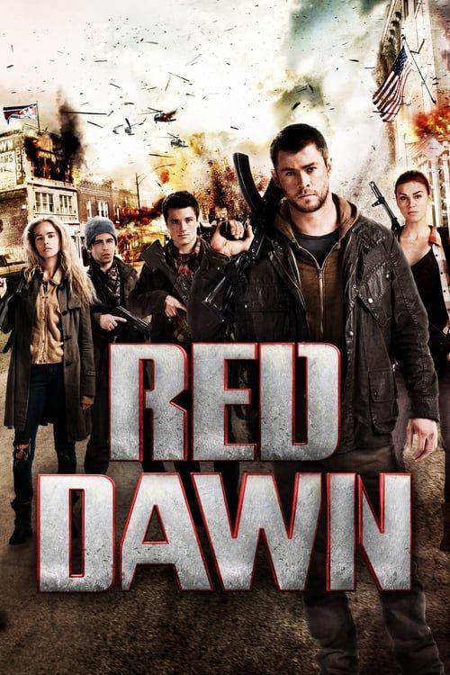 Key visual of Red Dawn