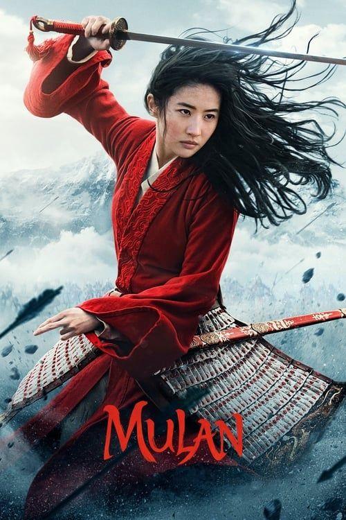 Key visual of Mulan