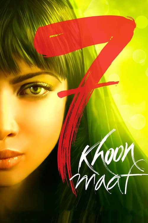 Key visual of 7 Khoon Maaf