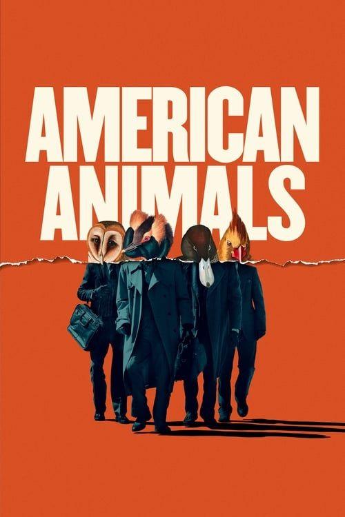 Key visual of American Animals