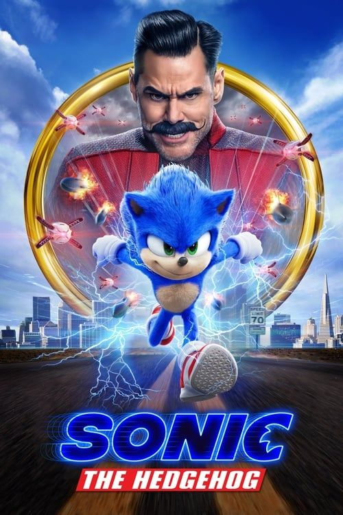 Key visual of Sonic the Hedgehog