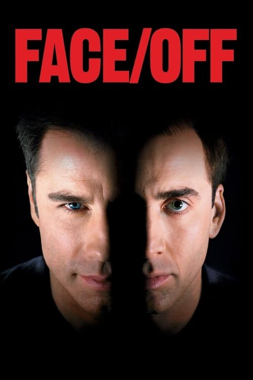 Key visual of Face/Off