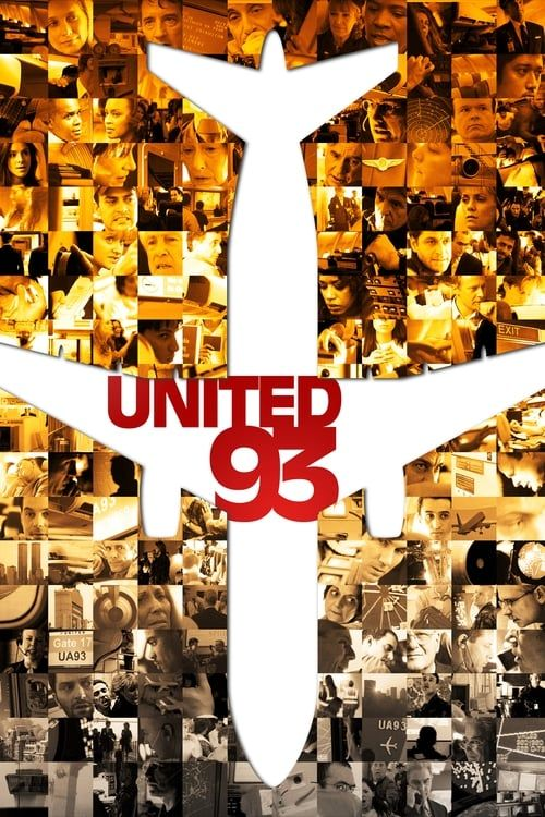 Key visual ofUnited 93