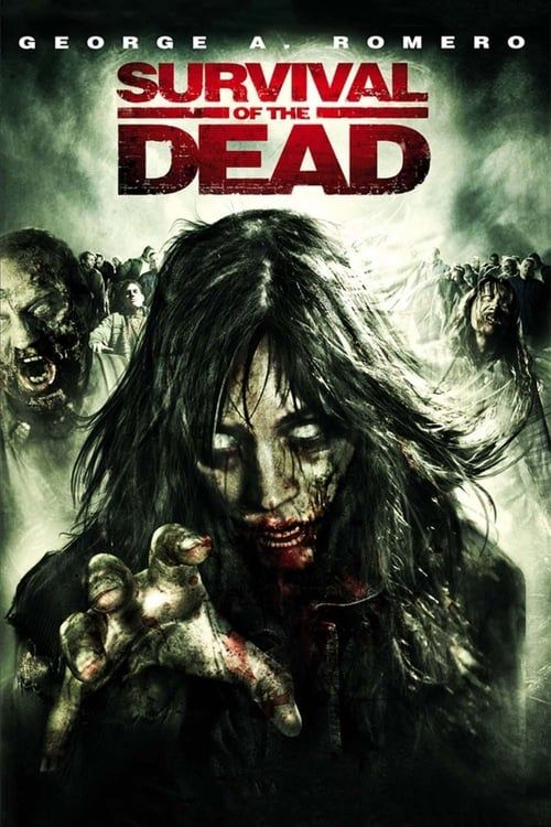 Key visual ofSurvival of the Dead