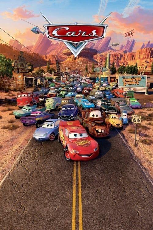 Key visual of Cars