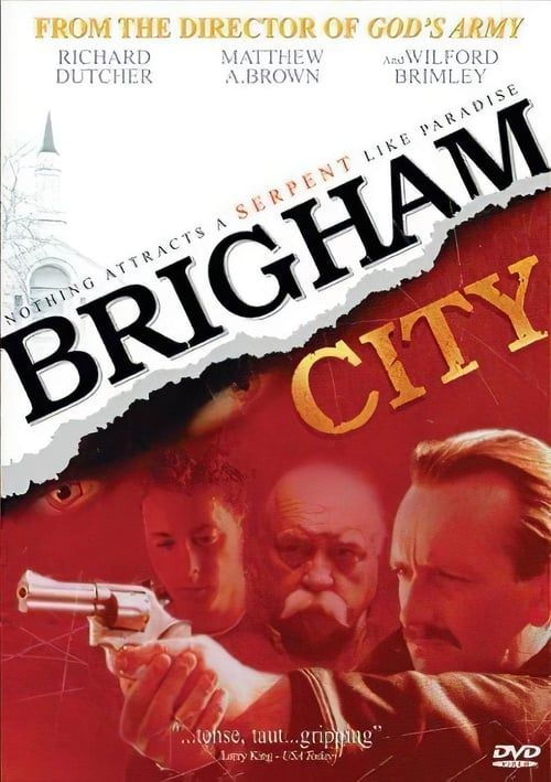 Key visual of Brigham City