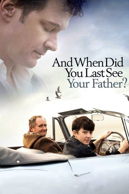 Key visual of When Did You Last See Your Father?