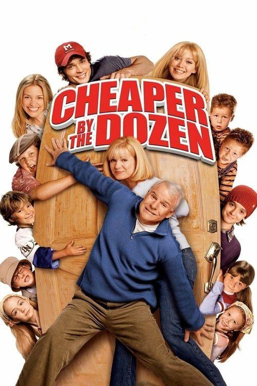 Key visual of Cheaper by the Dozen