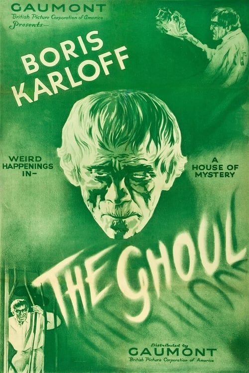 Key visual of The Ghoul