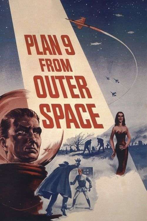 Key visual ofPlan 9 from Outer Space