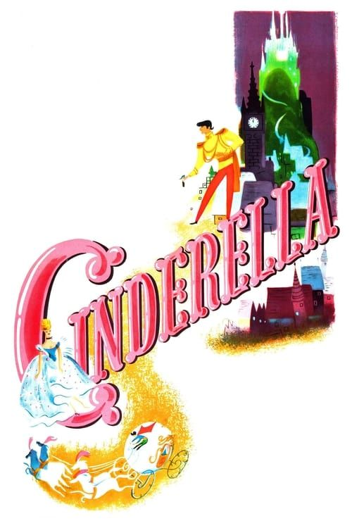 Key visual ofCinderella