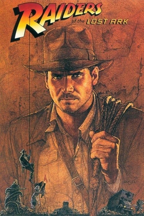 Key visual ofRaiders of the Lost Ark