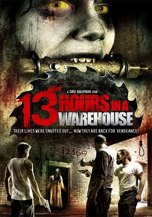 Key visual of 13 Hours in a Warehouse