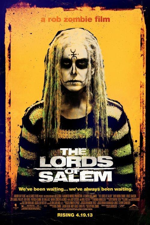 Key visual ofThe Lords of Salem