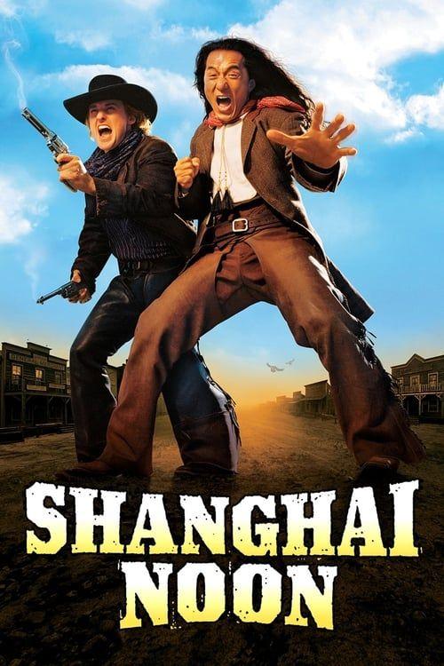 Key visual of Shanghai Noon