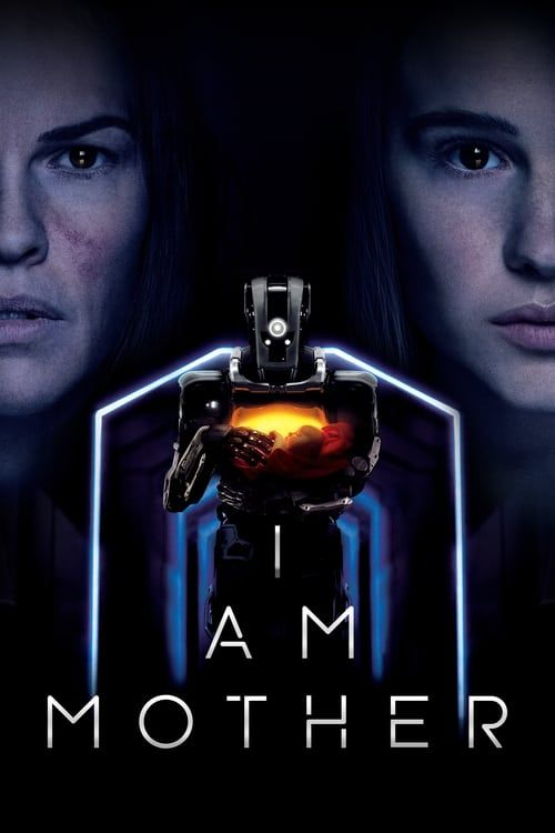 Key visual of I Am Mother
