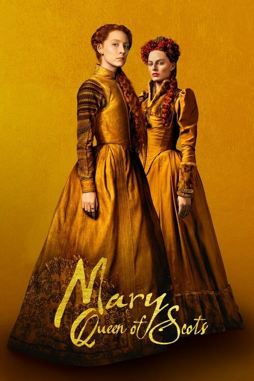 Key visual of Mary Queen of Scots
