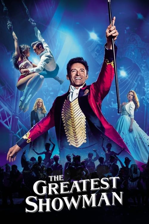 Key visual of The Greatest Showman