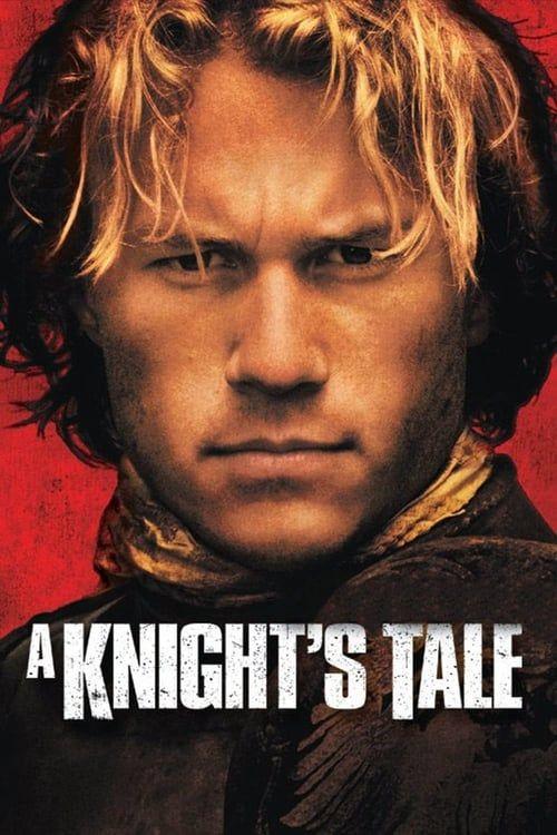 Key visual ofA Knight's Tale