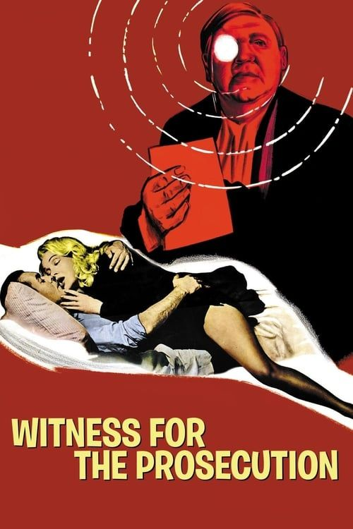 Key visual ofWitness for the Prosecution