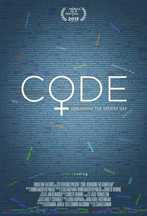 Key visual of CODE: Debugging the Gender Gap