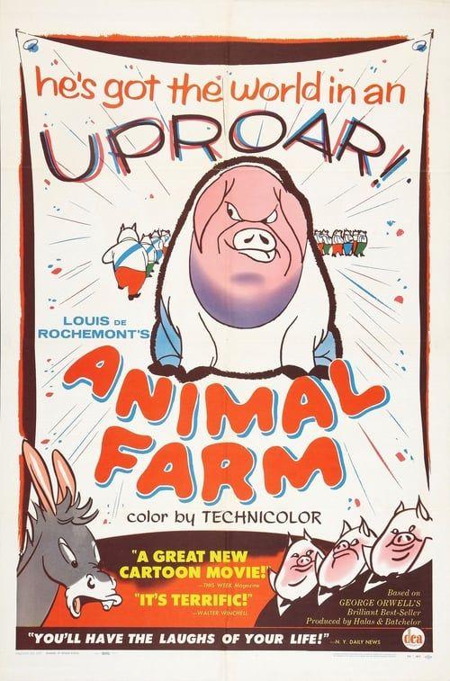 Key visual of Animal Farm