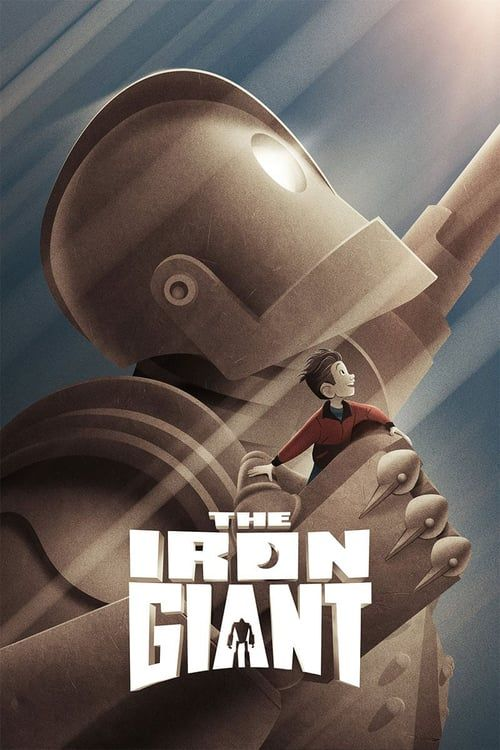 Key visual of The Iron Giant